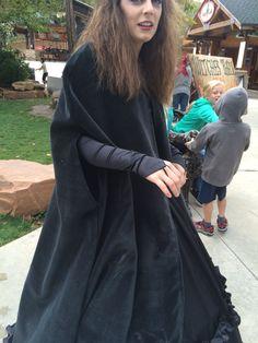 Side of cloak
