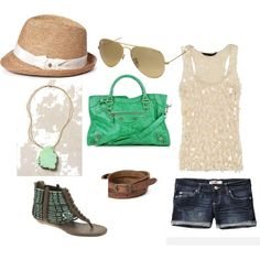 Caribbean Cruise: outfit! I think I can find something like this in my closet;)