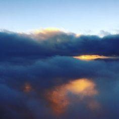 Até as #nuvens são mais bonitas no #Brasil.  Even the #clouds are more beautiful in #Brazil.