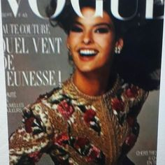 VOGUE PARIS...WORLD FASHIO  History&Classic SUPERMODELS 1980-1990...2017 Who remember? I Remember Few My Favourite Like Cindy Cradford, Kate Moss...Whatelse names You memember&like? I FOLLOW Fashion&Midels News2...Fasinating Peoplewhit Fashion. SMILE @vogueparis #blog #fashion #fashionblog #news #classic #history #super #models #suoermodells #1980 #1990 #2017 #follow #fasinating #smile #momories #remember #names ❤☺