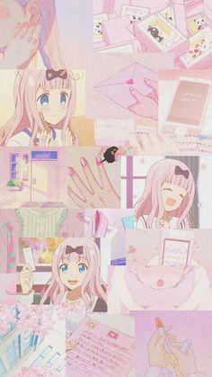 Pink Wallpaper Anime, Kawaii Wallpaper, Cute Wallpaper Backgrounds, Wallpaper Iphone Cute, Pretty Wallpapers, Cartoon Wallpaper, Cool Anime Wallpapers, Phone Backgrounds, Aesthetic Pastel Wallpaper