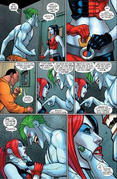 harley quinn vs the joker 1