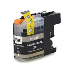Cartuccia compatibile Nero LC-121-123BK,per Brother DCP-J132W,DCP-J152W,MFCJ470DW € 1,90 (Disponibile anche a colori)