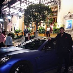#Casino #Love #monaco #montecarlo #casino #Porsche #blue #Matt #chrome #win #gamble #elegant #suit #rkoi #instarich #royal #king #panamera #power #fun #style #summer #vip #vacation #urlaub by stevo_djuljano from #Montecarlo #Monaco