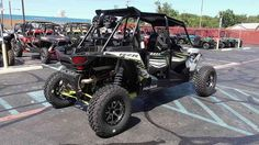 New 2017 Polaris RZR XP 4 1000 EPS White Lightning ATVs For Sale in Texas.