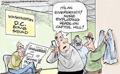 Political Cartoons 2-8-2017 - oldguytalks.com