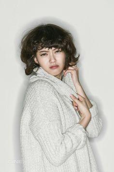 Ko Ah-Ra 고아라 CINE21.com (2P)