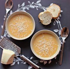 fincsi ebédek tejszín krumpli répa sárgarépa fehérrépa hagyma zeller karalábé petrezselyem leves krémleves Zeller, Health, Health Care, Salud