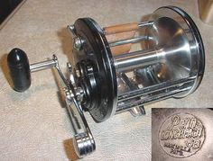 Image detail for -Item:4195320 Penn 68 Longbeach Fishing Reel Exc. For Sale at ...