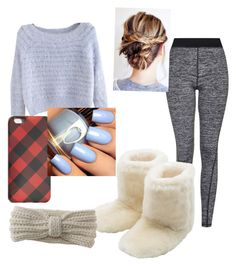 """Winter Style"" by lucy-the-llama on Polyvore featuring Topshop, M&Co, Aéropostale and J.Crew"