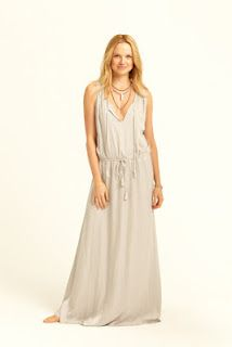 Real Housewives Fashion: Carole Radizwill grey wrap maxi in St. Barth · Possessionista Celebrity Style