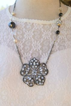 love redesigned vintage jewelry at www.campbellcreekredesign.com