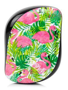 Skinnydip London Palm Flamingo Tangle Teezer