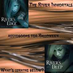 Pin this photo for a chance to win the River's Deep audiobook!