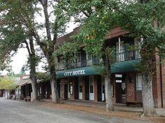 City Hotel - Columbia Ca