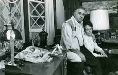 Ed and Lorraine Warren /September 8, 1981 Source: The Providence Journal Files