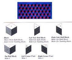 Tumbling Blocks