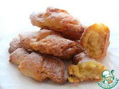 Творожное печенье из..... морозилки - кулинарный рецепт