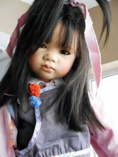 Ai Lien Himstedt doll #Dolls