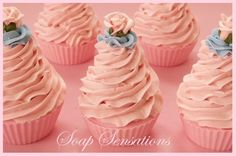 Create a beautiful website easily with our awesome website creation wizards. Add a shopping cart to create an online store. Soap Cake, Cupcake Soap, Home Made Soap, Handmade Soaps, Bath Bombs, Diy Ideas, Cupcakes, Homemade, Crafty