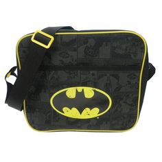 6993f89e8f64 DC Comics  Courier Bag - Batman. £13.00 Batman Love