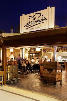 xiringuito-escriba-barcelona-restuarante The best paella in Barcelona