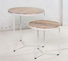 Lunar Nesting Table Set by Aellon