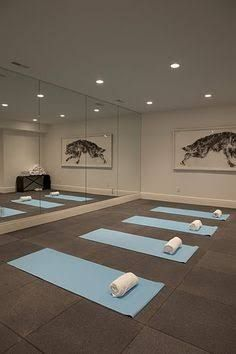 Image Result For Home Garage Gym Studio. Home Yoga RoomYoga ...
