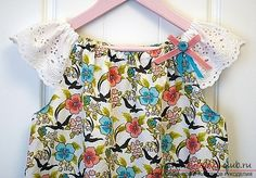 5 вариантов выкройки летнего сарафана для девочки. Легко и дешево делаем дома качественный наряд для своей дочки. Простые инструкции и фото