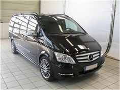 Mercedes Viano 3.0 L Exclusive Version