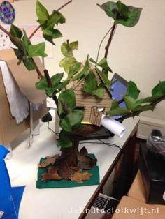Sinterklaas surprise Boomhut Diy And Crafts, About Me Blog, Plants, Kids, Gift, Paper Board, Young Children, Boys, Children
