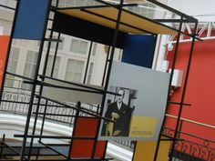 Mondrian e o movimento STIJL Arte, Arquitetura e design na Holanda no Inicio do Seculo XX Centro Cultural Banco do Brasil - Março 2016