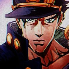 Jotaro Kujo Icons, Icon Jojo's Bizarre Adventure Anime, Jojo Bizzare Adventure, Jojo Now, Jotaro Kujo, Cute Anime Boy, Anime Characters, Fictional Characters, Jojo Bizarre, Miraculous Ladybug