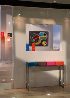 Console consoles tables de salle manger meubles meuble - Console modulable ikea ...
