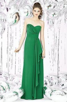 Shamrock Full Length Bridesmaid Dress G276