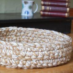 Crochet cat bed!