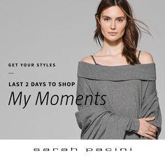 Um Blog Fashion | Blog de Moda | Fashion Blog | Street Style | Look |: SARAH PACINI | LIMITED EDITION Sarah Pacini, Fashion Forward, Your Style, Brand New, In This Moment, Sweatshirts, Sweaters, Shopping, Dresses