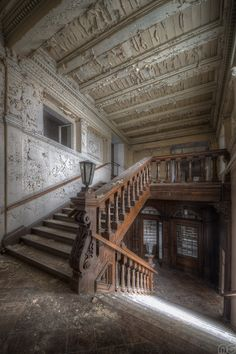 Abandoned places in Europe by Urbexery