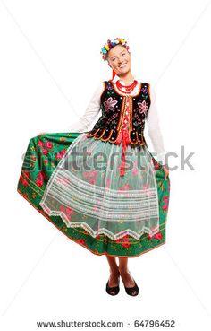 Polish traditional clothing