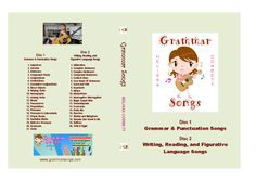 Revolutionary Grammar Songs Bundle (w/ New Learning System August 2015)