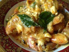 Saya mula menyukai lauk ini selepas menikmati semasa makan malam di Restoran Waneeda Kota Damansara. Walaupun, kami order Sotong Gore...