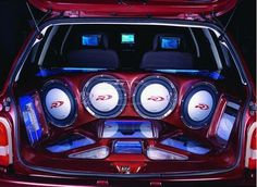 custom sound systems for cars | ... audio setting by themselves although car audio custom installations