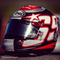 RESET - Nicky Hayden Test Valencia MotoGP 2013 (David Clares Photo)