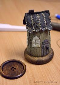всякие всякости...: Японский домик - МИНИ - готово