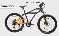 Top Gear Cycles In India Mtb Bike Mountain Bicycle Brands Cycle