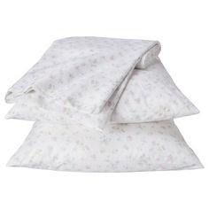 Simply Shabby Chic® Sheet Set Colors are lighter than I wanted, but they are pretty.