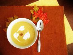 Roasted Butternut Soup | Delightful Delicacies