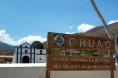 Lugares Turísticos en Venezuela : Visita Chuao