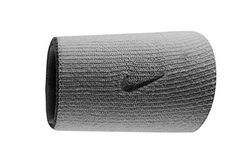 Nike Dri-Fit Home & Away Doublewide Wristbands Pair, One Size Fits Most, Black/Base Grey) ** Details can be found by clicking on the image. Workout Gear, No Equipment Workout, Fun Workouts, Nike Tennis, Home And Away, Nike Dri Fit, Fitness Gear, Image Link, Black