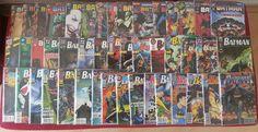 5a. série Batman da Editora Abril. Out/1996-Jul/2000. 46 edições (0-45).
